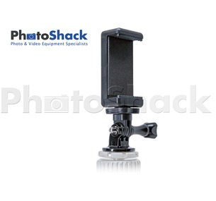 GoPro tripod mount and smart adapter